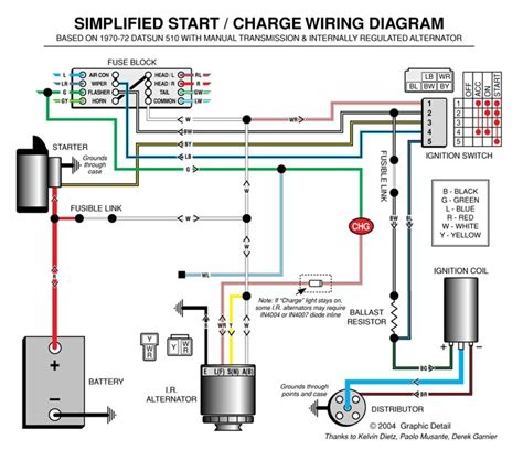 Car Wiring Diagrams Explained How Read Automotive