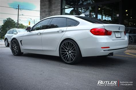 bmw  series gran coupe   savini bm wheels
