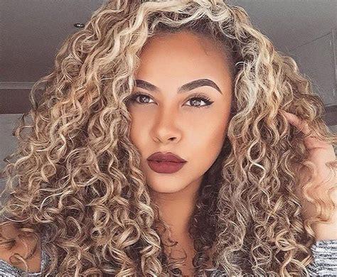 Résultats De Recherche D'images Pour « Hair Colors Curly