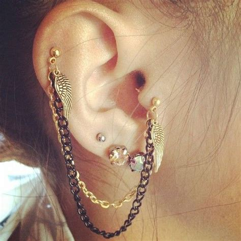 types  ear piercings  aftercare tips