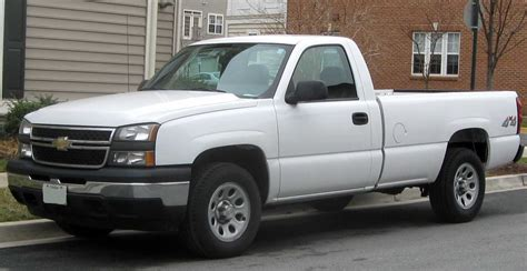 File2006 Chevrolet Silverado 1500jpg  Wikimedia Commons