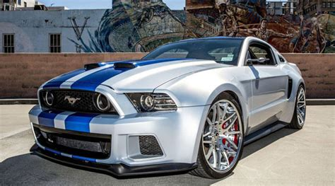Ford Mustang In Need For Speed Movie