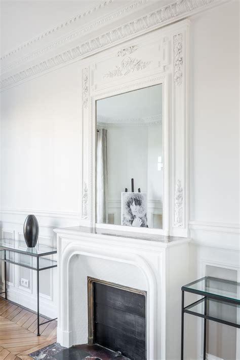 chambre d hote a lyon les 25 meilleures idées concernant miroir cheminée sur