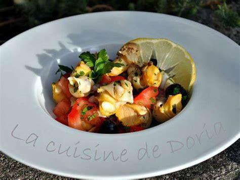cuisine de doria recettes de bulots de la cuisine de doria