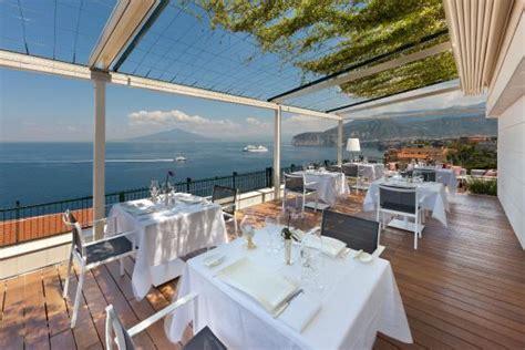 ristorante la terrazza napoli terrazza vittoria sorrento menu prezzo ristorante