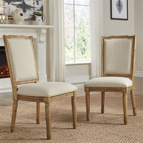 ophelia  lachance ornate upholstered dining chair reviews wayfair