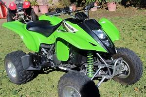 2003 Kfx 400 Quad Motorcycles For Sale