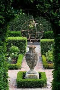 Outdoor Armillary Sphere Garden