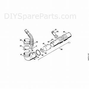 Stihl Br 400 Backpack Blower  Br 400  Parts Diagram  L