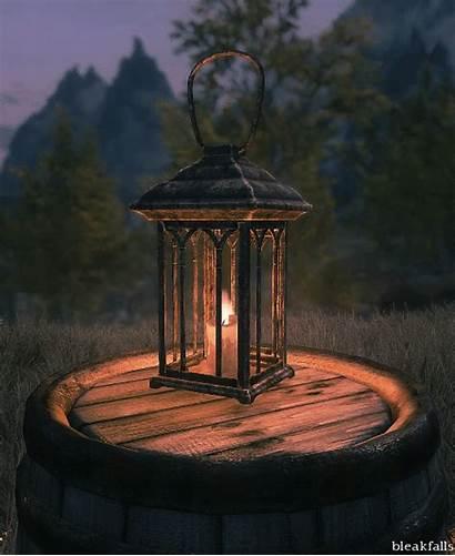 Gifs Candle Brown Fire Lanterns Lighting Eyed