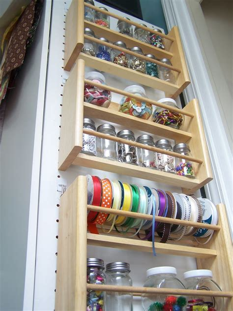 Spice Storage Racks by Midnight Creations Spice Rack Storage