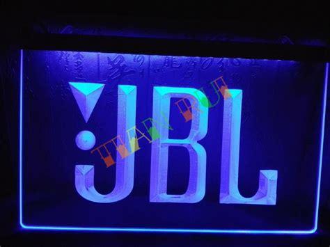 neon signs for home decor aliexpress com buy lg075 jbl audio car display bar led