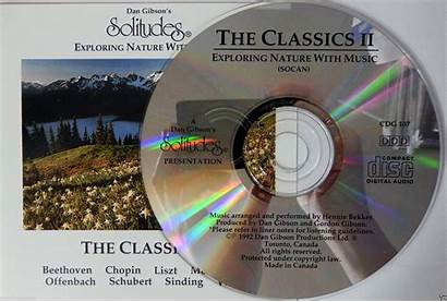 Cd Solitudes Gibson Dan Classics 1992 Ii
