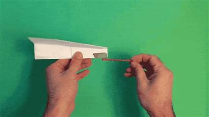Paper Plane Airbander Launcher Story Gifs Risks