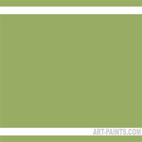 Olive Green Hard Pastel Paints  234016  Olive Green