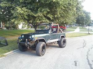 Jeep 4x4 Wrangler  1987 4 2 Liter 6 Cylinder 5 Speed