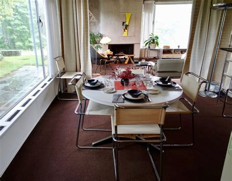 An Interior Designer Tours the Gropius House: Lincoln