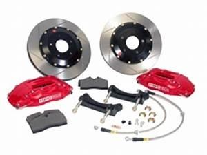 NeedsWings Performance Products StopTech Big Brake Kit SRT4