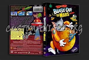 Tom And Jerry Blast Off To Mars dvd cover - DVD Covers ...