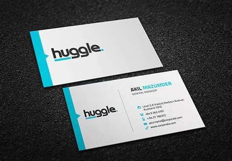 design professional business card visiting card