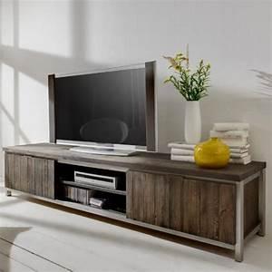Tv Lowboard Massiv : vintage lowboard eiche massiv edelstahl wohnzimmer tv rack kommode fernsehtisch ebay ~ Eleganceandgraceweddings.com Haus und Dekorationen
