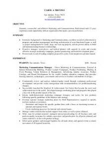 resumes objective or summary objective in a resume best business template