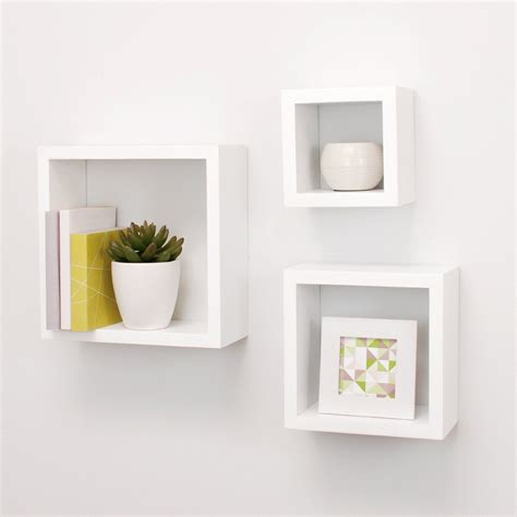 contemporary floating shelves top 15 floating wooden square wall shelves to buy online