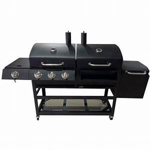 Barbecue Gaz Et Charbon : barbecue au charbon de bois myshopi ~ Dailycaller-alerts.com Idées de Décoration