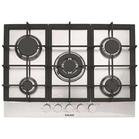 ustensile de cuisine discount plaque de cuisson gaz 70cm gt755ix achat vente plaque gaz cdiscount