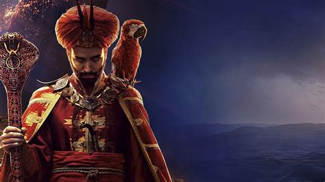 Jafar Aladdin Movie 2019