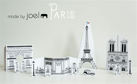 made by joel 187 paper city