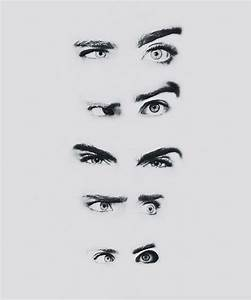 cara's eyes... Draw Eyebrows Quotes