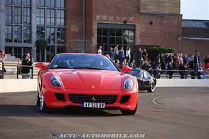 Ferrari Mulhouse : les plus belles ferrari r unies au 13e festival automobile de mulhouse ~ Gottalentnigeria.com Avis de Voitures