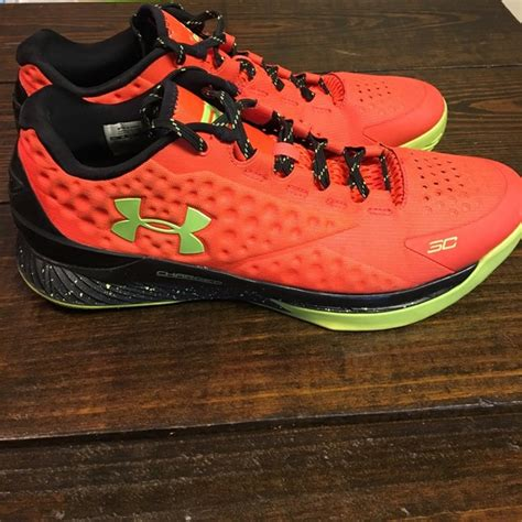 For example, the curry 1 was made available to the public on febuary 13, 2015, just two. Under Armour Shoes | Mens Sale Ua Steph Curry Low Bolt Orange | Poshmark