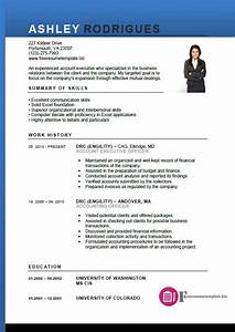 Accountant Resume Template Word Account Executive Resume Template Free Resume