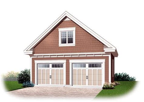 Detached Garage Plans With Loft  Woodworking Projects & Plans
