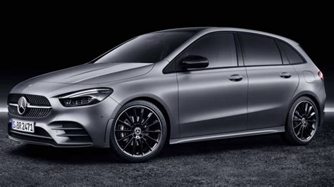 Mercedes B Class 2019 by 2019 Mercedes B Class Detailed On