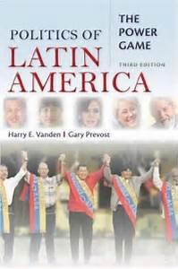 Politics of latin america vanden