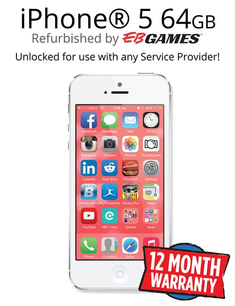 iphone 5 unlocked ebay iphone 5 64gb unlocked white refurbished iphone ebay