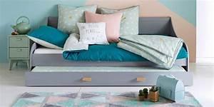 Lit Gigogne 2 Places : lit gigogne le lit gain de place tr s pratique marie claire ~ Preciouscoupons.com Idées de Décoration