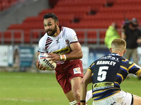 Bevan French wanted by NRL clubs... as Wigan Warriors ...