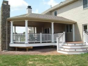 Covered Deck Plans Ideas by Covered Deck Pictures And Ideas