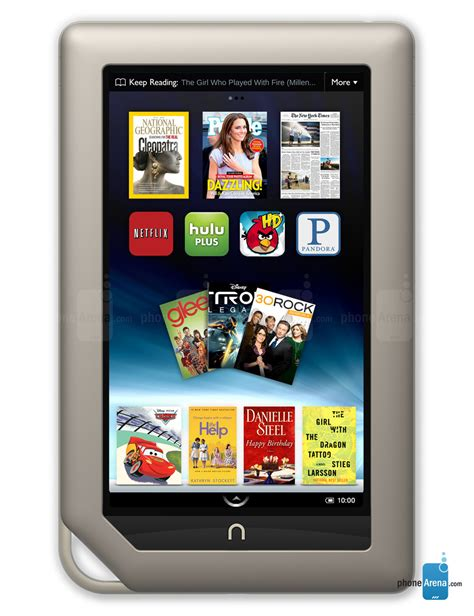 barnes and noble nook tablet barnes noble nook tablet specs