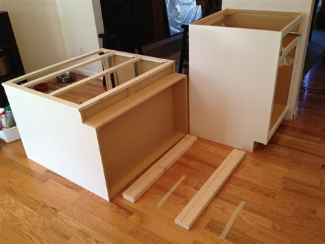 how to install kitchen island cabinets can my floor support kitchen island home improvement 8702
