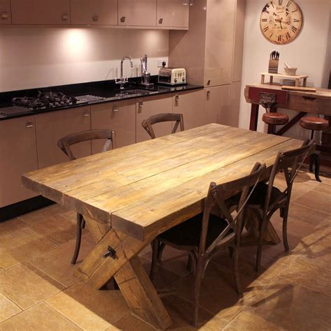 rustic farmhouse table classic timeless tradition