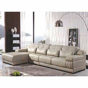 contemporary pure leather home living room furniture sofa