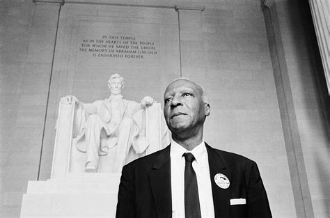 biography   philip randolph civil rights activist