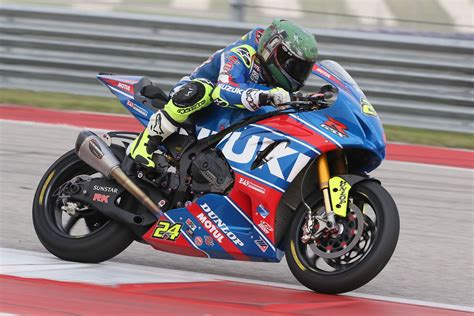 Suzuki Contingency by Suzuki Posts Nearly 8 Million In 2019 Motorcycle Racing