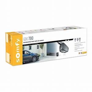kit de motorisation gdk700 pour porte de garage basculante With motorisation porte garage basculante débordante