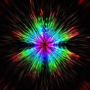 Rainbow nebula 2 by Kracker-5 on DeviantArt